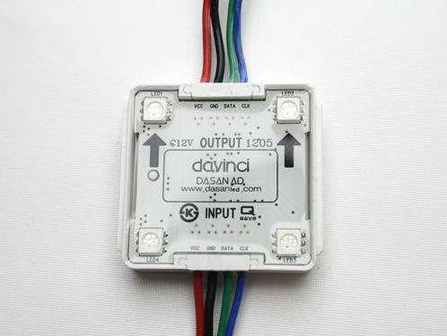 DS-DFL4040-풀컬러 클러스터4구