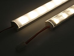 LED STICK BAR warm on