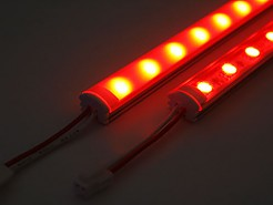 LED STICK BAR RED on