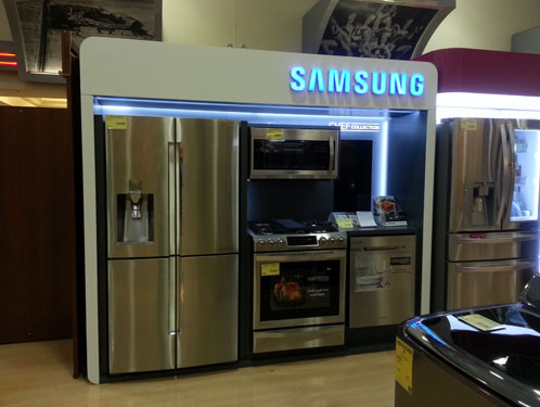 SAMSUNG CHEF Collection 집기