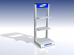 DISPLAY RACK 8